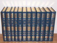 Easton Press CLASSICAL WORKS Mark Twain 12 vols - Tom Sawyer Huckleberry Finn