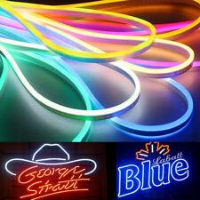 Flexible Outdoor Lighting Waterproof Neon Light Silicone Tube LED Strip