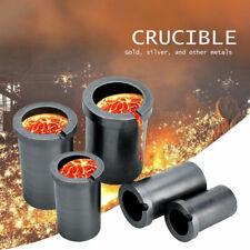 Graphite Crucible 1KG/2KG/3KG/4KG/5KG Metal Melting Gold Silver Smelting