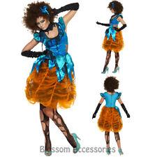 CA12 Killerella Halloween Zombie Once Upon Nightmare Fancy Dress Scary Costume