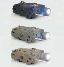 FMA AN-PEQ-15 Upgrade Version LED White Light+Red laser with IR Lenses BK/DE/FG