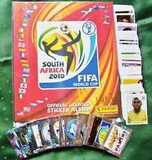Panini Fußball WM 2010  Sticker aussuchen  bis zu 20 / 40 / 60 incl Glitzer