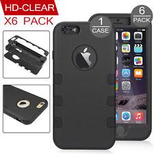 [Case+Film Series]Triple-Layer Armor Premium Protective Case F iPhone 6/6s/Plus