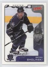 2001-02 Upper Deck Victory #162 Bryan Smolinski Los Angeles Kings Hockey Card