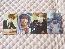 Super Junior Donghae Eunhyuk D&E 1st Mini Album The Beat Goes On Photocard KPOP