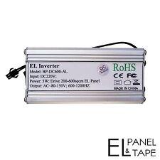 Dedicato EL inverter per Pannello EL Taglia A4 (600squ cm) alimentazione DRIVER DA £ 34.00