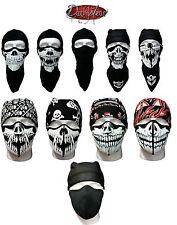 Dark wear crâne, vampire, bandana, halloween, ski snowboard, steampunk, masque