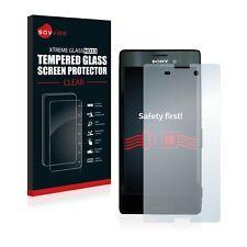 VITRE PROTECTION VERRE TREMPE pour Sony Xperia M4 Aqua Film protecteur écran