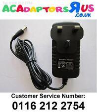 12V MAINS BLACKBOX DM800HD DM800HDSE PVR AC ADAPTOR POWER SUPPLY CHARGER PLUG