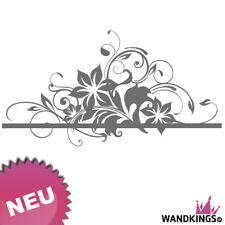 Wandtattoo,Blumenranke lang H 150 x B 46 cm