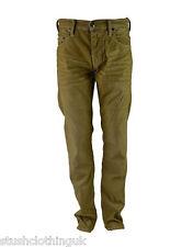 True Religion Hombre Geno con Phoenix Pantalones Pana (TRJN012)