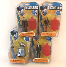 "Bbc Doctor Who 3.75 ""Figura-Elige Tu Personaje-Wave 3 Dalek 12 Doctor"