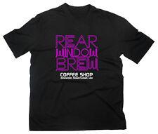 Rear Windows Brew Logo Fan T-Shirt Fanshirt Cafe Bar TV Pretty Little Liars