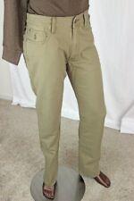 "POLO by Ralph Lauren ""Sand Rocker"" Khaki Jeans Classic Fit~NWT~ 36X32"