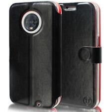 Mobiwear Book Style Handy Tasche Flip Case Hülle Cover Motorola Moto G6 Plus