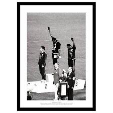 1968 Olympic Games Black Power Salute Photo Memorabilia (953)