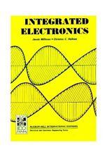 Integrated Electronics: Analogue and Digital Circ... by Millman, Jacob Paperback