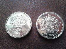 Monedas de prueba £ 1-elija el año-una libra