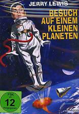 DVD NEU/OVP - Besuch auf einem kleinen Planeten - Jerry Lewis & Joan Blackman