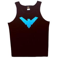 Nightwing Symbol Batman DC Comics Adult Tank Top