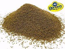 HERONS Algae Micro Wafers TROPICAL FISH FOOD GRANULES MALAWI MBUNA SPIRULINA
