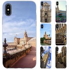 dessana Sevilla Spanien Silikon Schutz Hülle Case Handy Tasche Cover für Apple