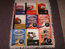 NHL Various Teams West East 2 School Binder Folders NEW