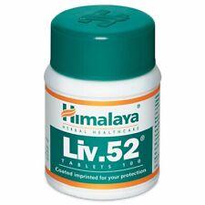 Himalaya Liv. 52 Tablet 100 Tablets (Choose Any Size)