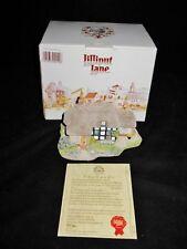 Lilliput Lane Foxglove Fields, English Collection, w/ Box & Deed