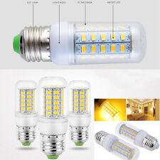 Ultra Bright E27 Screw ES 5730 SMD LED Corn Light Spotlight Bulb Lamp 220-240V