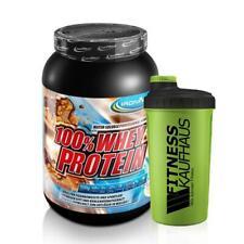 IronMaxx 100% Whey Protein 900g Eiweiss + Fitnesskaufhaus Shaker