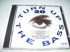 turn up the bass 20 * ARCADE CD 1992 *