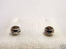 orecchini argento citrino 3,5c Earrings Swarovski stone