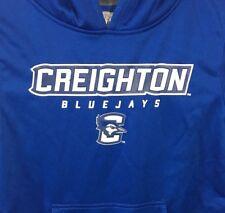 Creighton Bluejays hooded sweatshirt Boys sizes XS S M L XL