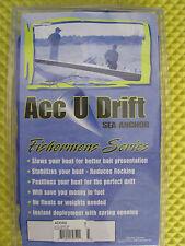 """ACC U DRIFT SEA ANCHOR FISHERMENS SERIES 40"""" - DRIFT BAG"""
