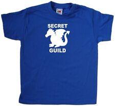 SECRET DRAGON Guild KIDS T-SHIRT