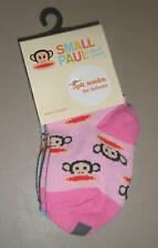 Small Paul Frank Julius Pink Infant Baby Girl 3pk Socks