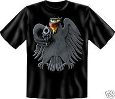 imprimés amusants COQUINS t-shirts T-shirt - aigle fédéral - ALLEMAGNE AVEC