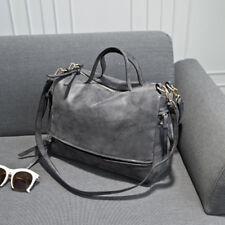 Women Lady Leather Handbag Shoulder Cross Body Bag Tote Messenger Satchel Purse