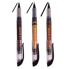 Xeno Calligraphy Brush Pen, Fude Pen, Narrow Tip, Kanji China Japan - 3 Sizes