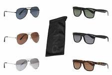 MUJER GAFAS DE SOL SUNGLASSES Básico NOOS Gafas de sol de aviador gafas NUEVO