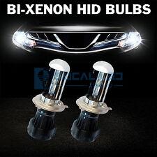 2pcs Bi-Xenon HID Bulbs H4 9003 AC 35W Hi/Lo H/L 4300K 6000K 8000K 10000K 12000K