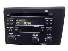 03 04 05 VOLVO S60 V70 S-60 V-70 Radio Stereo Tape CD Player HU-613 Dark OEM