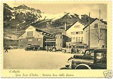 L'AQUILA - STAZIONE BASE DELLA FUNIVIA 1955