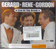 Gerard Rene  Gordon-Live at the arena cd maxi single icl videoclip