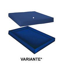 Hardside MONO Wasserbett Wasserkern & Sicherheitsliner 100 x 200 cm Matratze