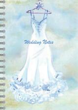 Pianificazione Matrimonio Sposa a Essere NOTEBOOK A5 Taglia Wedding Planner Designs 57-59