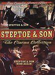 Steptoe and Son: The Cinema Collection (DVD) Wilfrid Brambell, Harry H. Corbett.