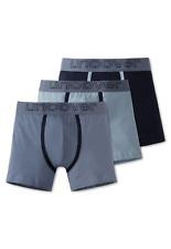 Schiesser RAGAZZI Uncover Pantaloncini pacco da 3 XS S M L 140-176 95/5 CO / EL