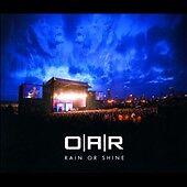 Audio CD: Rain Or Shine, O.A.R.. Very Good Cond. Live. 803494011220